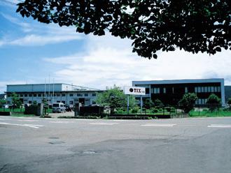 株式会社ティクス IKS 新潟工場